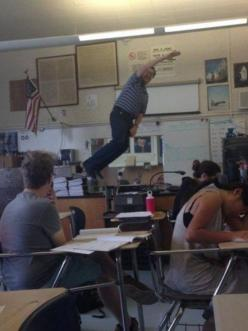 This teacher? Dead. | 24 People You Know Are Definitely Dead Now: Classroom Students, School, Student Teacher, Funny Stuff, Humor, Students Teacher, Studentlife Students, Photo, Teachers