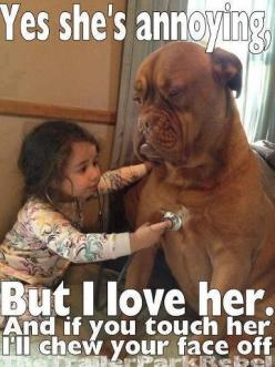 this why animals take up most of my heart. Sorry humans but you just haunt earned your spot yet.: Animals, Sweet, Dogs, So Cute, Pet, Funny, Friend, Kid