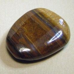 Tigers-Eye - Keeps you grounded, encourages optimism and lifts the mood. Great for balancing on all levels and encourages us to open up to new experiences. It's a stone of protection that is also very grounding. It enhances integrity, willpower, pract