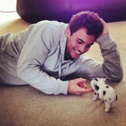 tom-daley-micro-pig. OMG!!! baby pigs = Love: Toms, Piggie, Animals, Mini Pigs, Pet, Teacup Pigs, Tom Daley, Piglet, Micro Pig