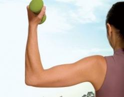 Tone your arms in 10 minutes - results in 4 weeks: Toning Workout, Arm Workout, Arms In 10, Fitness, 10 Minutes, Targeted Routine, Minute Arm, Work Out