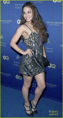 vanessa hudgens austin butler hakkasan opening 10: Vanessa Hudgens, Fashion Style, Hudgens Gorgeous, Gorgeous Dress, Girl Idols, Photo Galleries, Gorgeous Celebrities, People, Hair