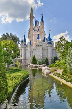 Walt Disney World, Orlando, FL.........I've always wanted to go to Disney World......to go when my grandson is older would be so great!!: Walt Disney World, Http Castles435 Blogspot Com, Famous Castles, Disney World To, Cinderella Castle, Disney Castl