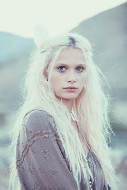 White Magic | Free People Blog #freepeople: White Hair, White Blonde Hair, Style, Character Inspiration, Blondes, Beautiful, Boho, Delilah Parillo, Hair Color