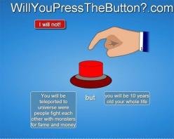 Will You Press The Button? I for sure would not!: Ash, Press The Button, Pushthebutton Com, Push The Button, 10 Years, Willyoupressthebutton Com, Basically Pokemon
