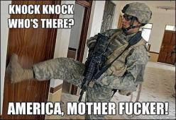 Woooo!: America, Funny Stuff, Funnies, Knock Knock, Things, Usa, Military