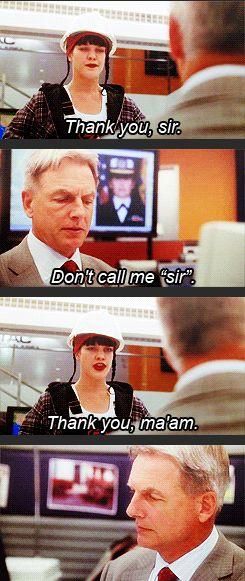 Yes. The next time someone says that to me. Yes.: Ncis Ncis La, Ncis Gibbs, Abby Rocks, Abby Xd, Ncis Funny, Abby Ncis, Movie, So Funny