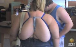 19 Of The Most Ratchet Things Spotted: Boob, Wal Mart, Funny Stuff, Humor, Funnies, Things, Wtf, People Of Walmart