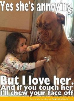 As seen on facebook... mastiffs...: Animals, Dogs, Sweet, So Cute, Pet, Funny, Friend, Kid