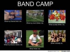 band camp meme - Bing Images: Smoothie, Band Camp, Band Thing, Marching Band Color, Band Marching Band And, Camps, Band Geekery, Band Geeks, Music Band