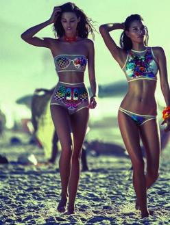 Bikinis!: Blue Man, Bathing Suits, Fashion, Beach Style, Bikinis, Swimwear, Swimsuits, Summer