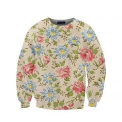Floral Sweatshirt | #belovedshirts ($59.00) - Svpply: Shoes, Sweater, Fashion, Amazing Sweatshirts, Style, Clothes, 31 Sweatshirts, Products