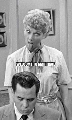 Funny Pictures Of The Day – 100 Pics: Giggle, Quotes, Funny Stuff, Funnies, I Love Lucy, Marriage, Ilovelucy