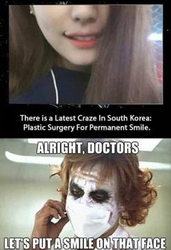 Funny Pictures Of The Day – 110 Pics: Why So Serious, Faces, Joker, Funny Pictures, Funny Stuff, Funnies, Humor, 110 Pics, Smile