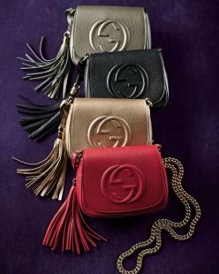 Gucci Soho Leather Chain Crossbody Bags: Gucci Soho, Handbags, Leather Chain, Gucci Handbag, Chain Crossbody, Chains, Soho Leather, Gucci Purse, Crossbody Bags
