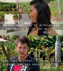 hahahah I love rob: Kardashians, Quote, Funny, Funnies, Humor, Shut Up