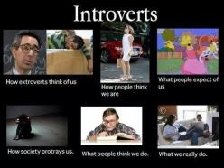 I am such an Introvert: Introverts Unite, Introvert Problems, Life, Quotes, Stuff, Funny Pictures, So True, Being An Introvert