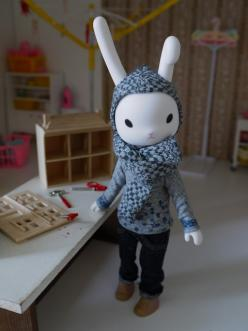 I completely blame Jeni for this new obsession!: Girl Doll, 3D Character, Completely Blame, Blame Jeni, Dolls Toys, Art Dolls