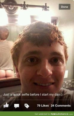I just died! DIED.: Mirror, Giggle, Funny Stuff, Humor, Funnies, Things, Quick Selfie