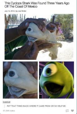 I just laughed out loud: Mike Wazowski, Laughing So Hard, Monsters Inc, Funny, God X, It S Mike