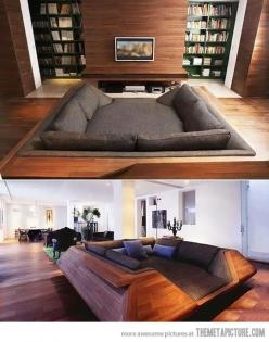 I would crawl in and never come out…: Decor, Sofa, Couch, House Ideas, Dream House, Future, Living Room, Design, Dreamhouse