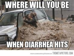 inappropriate but funny: Diarrhea Hits, Giggle, Funny Picture, Funny Stuff, Funnies, Humor, Things, Funnystuff