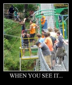 it's like Where's Waldo, gone horribly wrong...: Funny Pictures, When You See It, Funny Stuff, Humor, Dump A Day, Funnies, So Funny