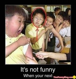 It's not funny when you're next!  i cannot stop laughing: Giggle, It S, Funny Stuff, Humor, Funnies, Things, Kids, Funnystuff