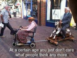 It doesn't matter how many times I see this it still makes me laugh: Horse, Funny Stuff, Funnies, Humor, Things, Smile, Photo, Old People