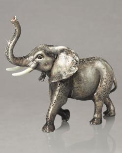 Jay Strongwater Elephant Figurine: Things Elephant, Strongwater Elephant, Lucky Elephants, Elephant Fun, Magnificent Elephants, Jay Strongwater, Products