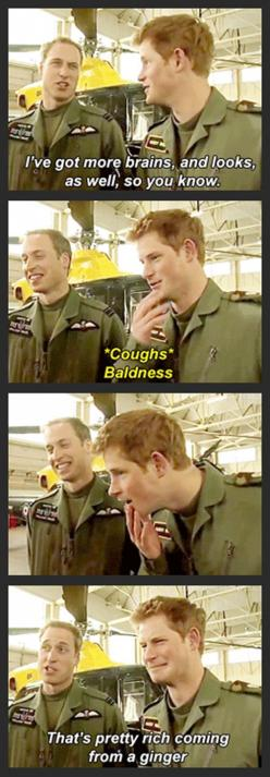 Just royalty things…: Funny Pics, Prince, Funny Pictures, Royal Family, Sibling, Funny Stuff, Brother, The Royals
