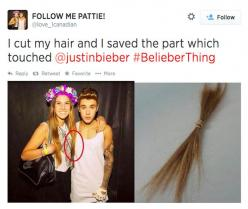 Justin Bieber fans are a special and terrifying breed of teens. | The 24 Most Terrifying Justin Bieber Fans: Hate Justin Bieber Funny, Justin Bieber Fans Are Crazy, Funny Pictures, Teen, Justin S Fans, Funny Justin Bieber, Funny Stuff, Funny Photos, Justi