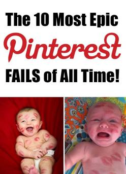 LOL, i laughed way too hard! http://lifeasmama.com/10-spectacular-pinterest-fails/: 10 Spectacular Pinterest Fail, Pintrestfail, Funny Baby, Funny Fails, Baby Funny, Pintrest Fail