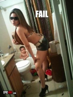Make sure your child is not bathing in the selfie... and clean up your dang bathroom!: Selfie, Bad Parenting, Parenting Fails, Epic Fail, Funny Shit, Funny Stuff, Photo, Mom, Kid