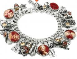 Marilyn Monroe Jewelry, Marilyn Monroe Movie Star, Marilyn Charm Bracelet - Blackberry Designs Jewelry: Marilyn Monroe, Charm Bracelets, Marilyn Charm, Movie Stars, Monroe Jewelry, Designs Jewelry, Blackberry Designs
