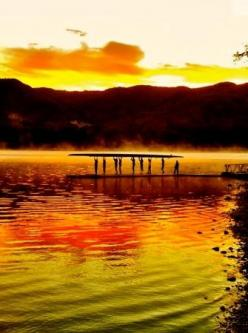 Nothing beats a good row as the sun is coming up: Morning Rowing, Early Mornings, Favorite Place, Lake Whatcom, Row Row, Rowing Crew, Fitness Rowing, Attention Row