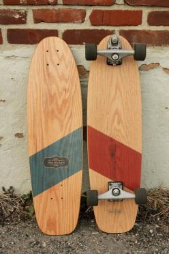 Nothing better than sidewalk chalk and skateboarding with the kids on a lazy summer day!: Skateboarding, Almonds, Almond Surfboards, Design Skateboard, Art Skateboards, Almond Skateboard