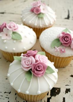 omgoodness the prettiest cupcakes you ever will see!!!      Gallery -: Cup Cakes, Pretty Cupcakes, Wedding Cupcakes, Cake Pop, Bridal Shower Cupcakes, Cake Cupcakesmallcake, Bakes Cupcakes, Prettiest Cupcakes