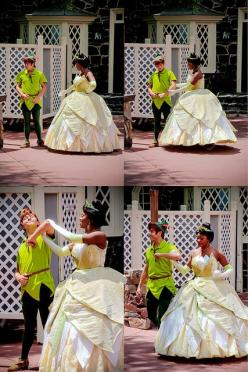 Peter Pan and Tiana...this particular Peter Pan was very awesome to my son. I remember laughing at the two of them doing cool dude poses and telling each other jokes.: Disney Peter Pan, Disney Magic, Peter O'Toole, Disney Princess, Things Disney, Disn