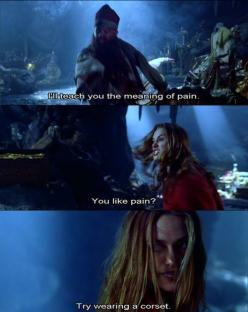 Pirates of the Caribbean: Pirates Life, Corsets, Truth, Pirates Of The Caribbean, Caribbean Quotes, Piratesofthecaribbean, Black Pearl
