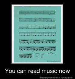 Possibly the funniest thing I've ever seen... In my life... Permanently...: Giggle, Band Geek, My Life, Funny Stuff, Jaws Music, Reading Music, Music Nerd