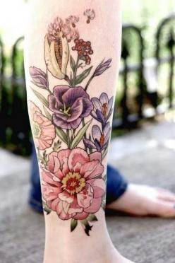 ... POST YOUR FREE LISTING TODAY! Hair News Network. All Hair. All The Time. http://www.HairNewsNetwork.com: Tattoo Ideas, Beautiful Flower, Flowertattoo, Body Art, Tattoo'S, Flower Tattoos, Floral Tattoo, Ink