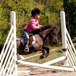 Sabrina and Hope facts 9.3hh, 15 years old, jumper and does basic dressage, bossy mare, crazy poneh: Kids Horses, Picture, Little Girls, Equine, Hunter Jumper, Daughter, Adorable, Little Pony