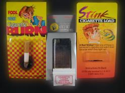 """SMOKER PRANK KIT..........The """"PERFECT"""" prank kit for those annoying smoking friends of yours. Now you'll be able to smoke them with this incredible combination we put together. www.theonestopfunshop.com: Prank Kit The, Kit The Perfect, Incredible Combina"""