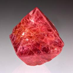 Spinel - is the magnesium aluminium member of the larger spinel group of minerals. It has the formula MgAl2O4. Balas ruby is an old name for a rose-tinted variety. Pein Pyit, Mogok, Mandalay Division, Myanmar: Crystals Minerals Gemstones, Gems Crystals Ro