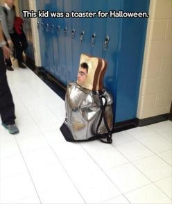 this kid. this kid's going places.: Toaster Costume, Giggle, Toaster Boy, Halloween Costumes, Funny Pictures, Love You Forever, Kids