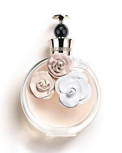Valentino Valentina    It's quite a nicely balanced fragrance, with notes of bergamot, white truffle, orange blossom, tuberose, jasmine, strawberry and quite a distinctive base of amber and cedar softened with a little vanilla.: Fragrance, Valentine V