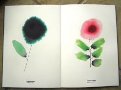 wildflowers alan fletcher monographica by dailypoetics, via Flickr: Watercolor, Inspiration, Alan Fletcher, Fletcher Monographica, Illustration, Wildflowers Alan, Art, Floral
