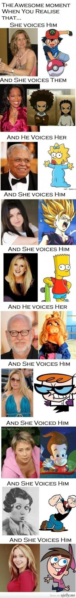woah! i had no idea: Awesome Moment, Mind Blown, Stuff, Funny, Random, Funnies, Things, Voice Actors
