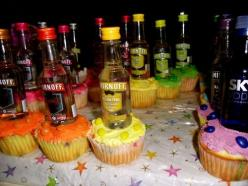 21st birthday, anyone?: Birthday Cupcake, Cupcakes, 21Stbirthday, 21St Birthday, Food, Partyideas, Party Ideas, Birthday Ideas